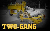 Two-Gang Concrete drills