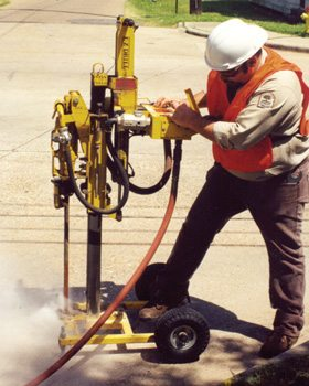 gas leak detection drill