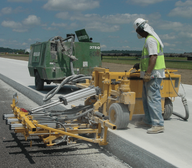 EZD 210-3 SRA concrete dowel drill