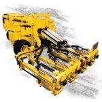 E-Z Drill 210-5 SRA slab rider concrete dowel pin drill
