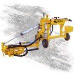 E-Z Drill 240B SRA slab rider concrete dowel drill