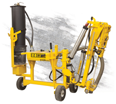 E-Z Drill Concrete Drill Dust Collection System