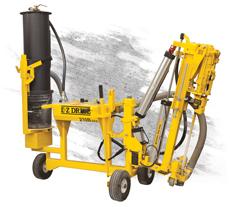 E-Z Drill Concrete Drill Dust Collection System