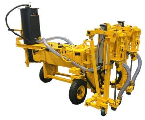 E-Z Drill Dust Collection System